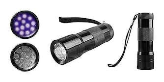 uv flashlight led goliath