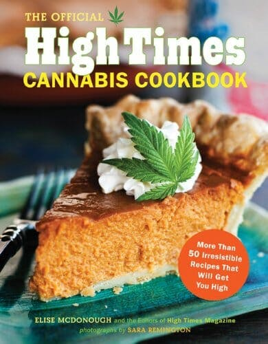 Official Cookbook of The High Times