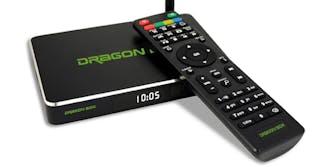 Dragon Box and remote