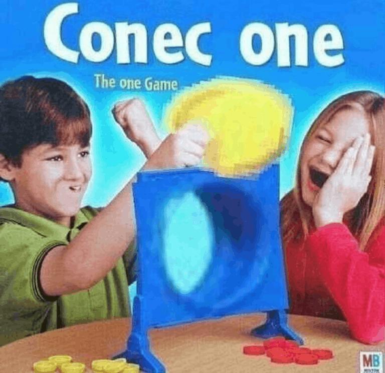 conec one connect four meme
