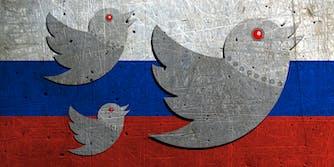 Russian Twitter bots IRA