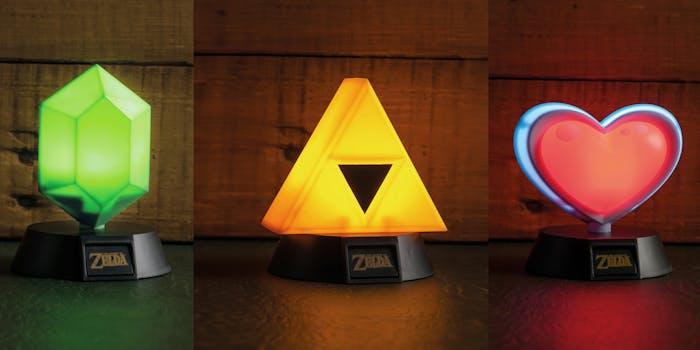 zelda lights