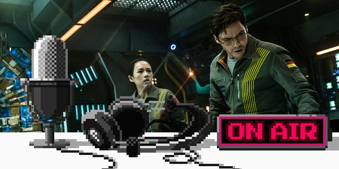 Upstream podcast discusses The Cloverfield Paradox
