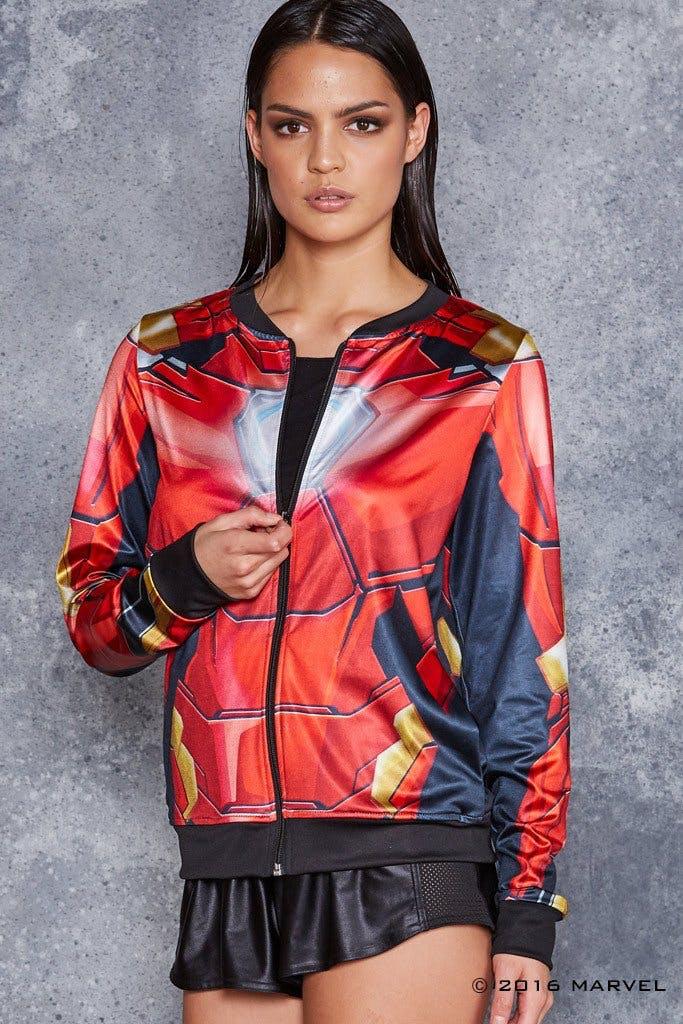 Iron Man bomber jacket