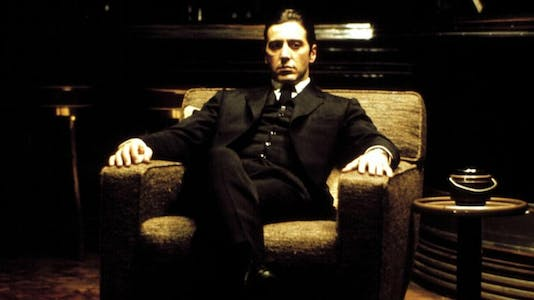 Al Pacino in 'The Godfather Part II' - Last of Us 2 theory