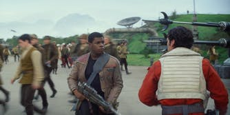 star wars: the last jedi cast