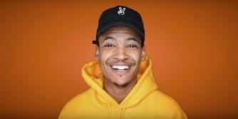 black men smiling twitter