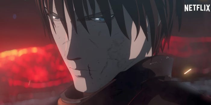 blame anime review