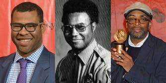 Jordan Peele, Ron Stallworth, and Spike Lee