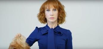 Kathy Griffin Trump