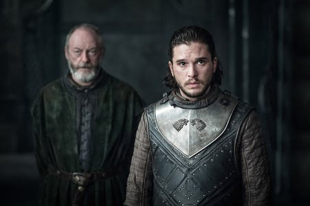 davos and jon