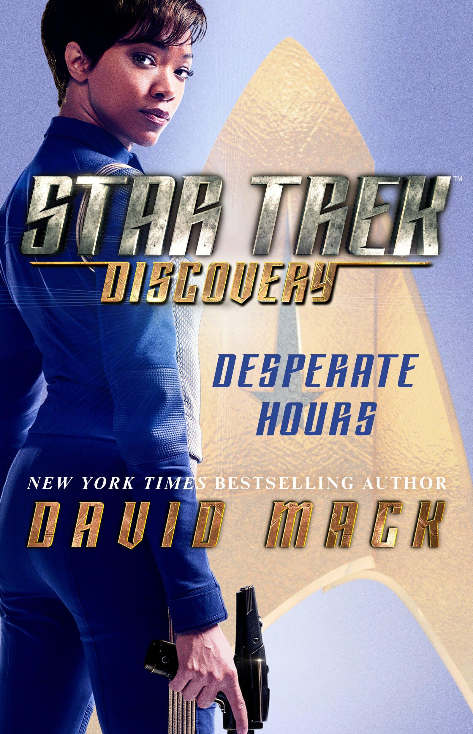 desperate hours star trek review
