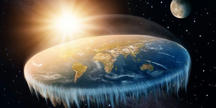 Flat earth memes