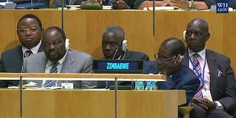 Zimbabwe reacts to Trump UN speech