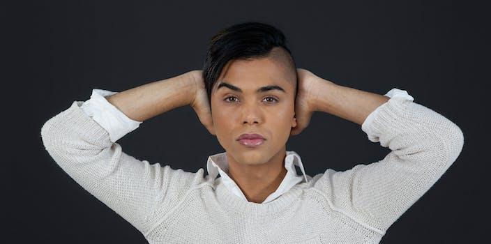 nonbinary transgender gender