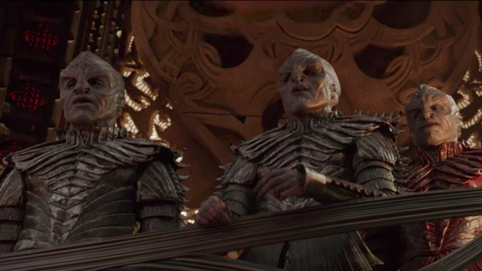 discovery klingons
