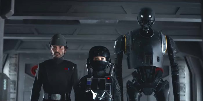 whats new on netflix: Rogue One: A Star Wars Story
