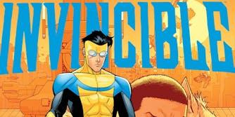 Invincible image comics movie