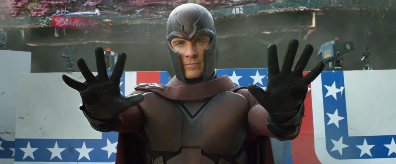 X Men movies in order : Magneto in 'X-Men: Days of Future Past.'