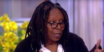 Whoopi Goldberg defended Aziz Ansari on 'The View' on Tuesday after he was accused of sexual misconduct.