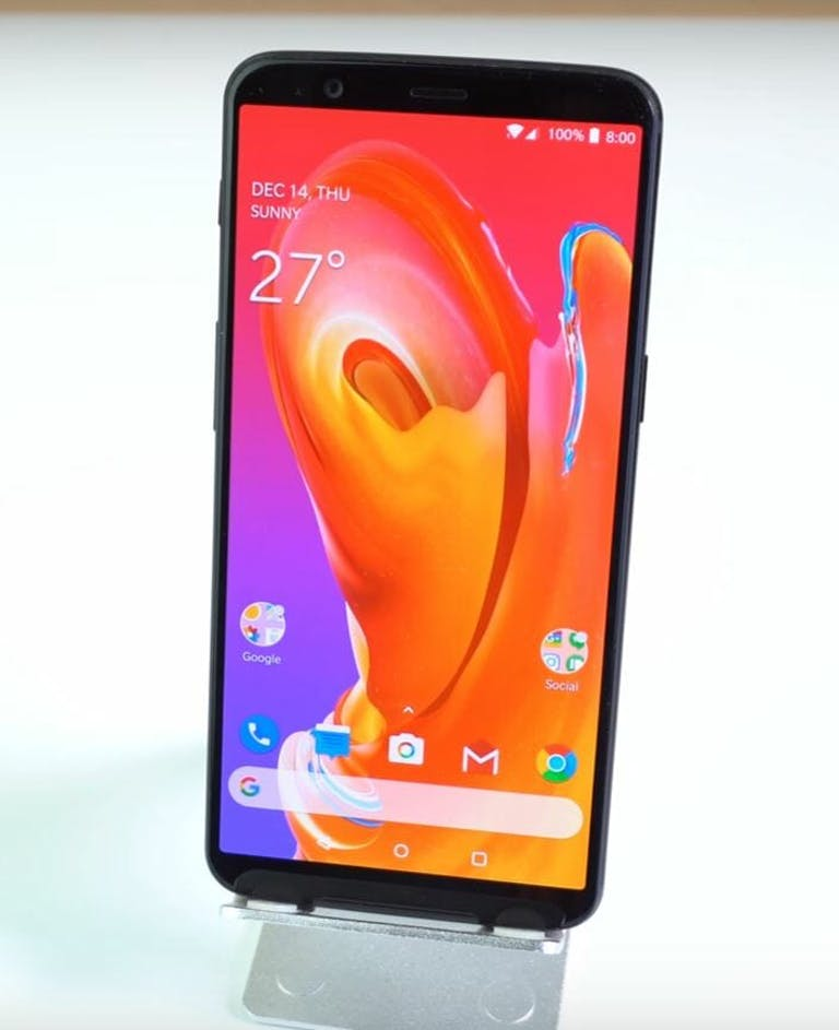 oneplus 5t best budget android smartphone
