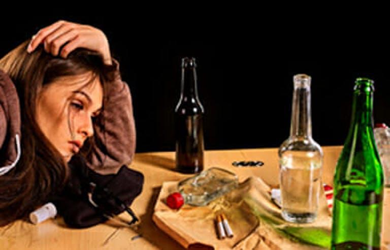 drug woman