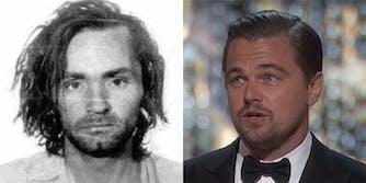 Leonardo DiCaprio to star in Quinton Tarantino's upcoming film about Charles Manson.
