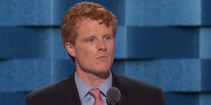 Joe Kennedy speech