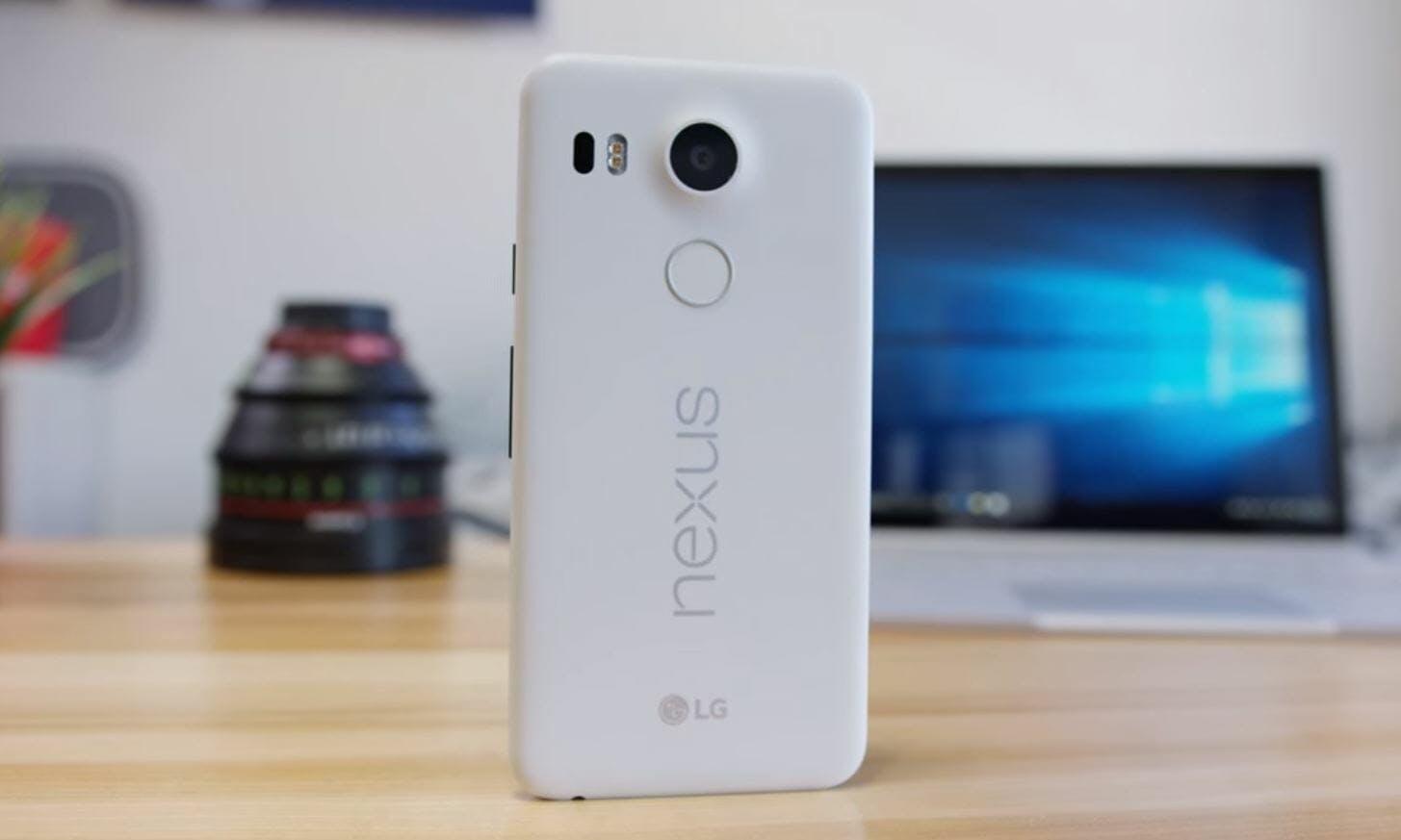 project fi phones - google nexus 5x lg