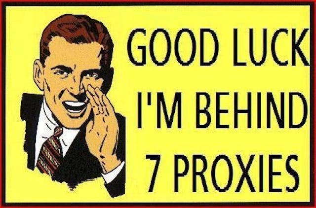 Seven proxies