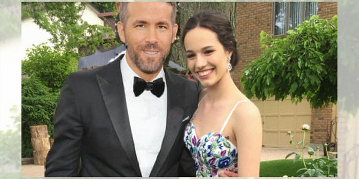 Ryan Reynolds and Gabi Dunn