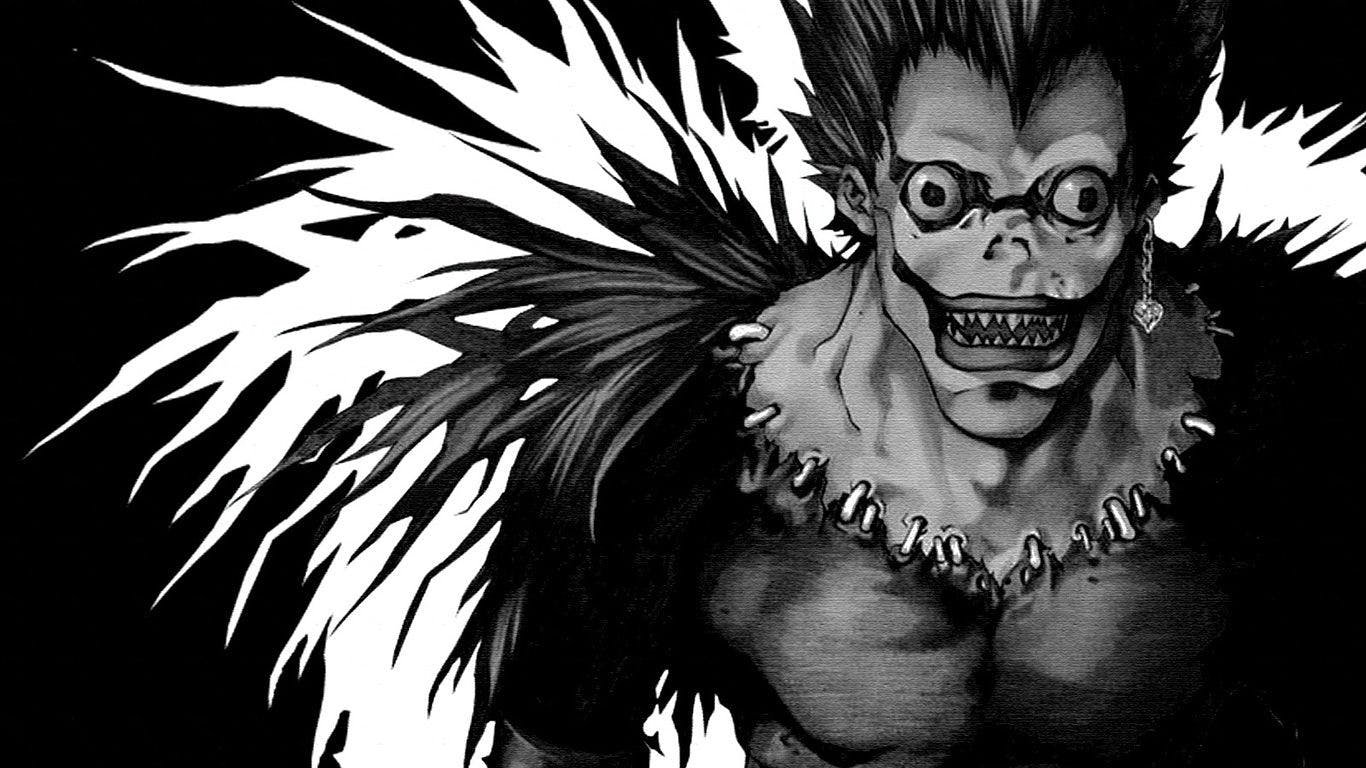 latest anime episodes: death note