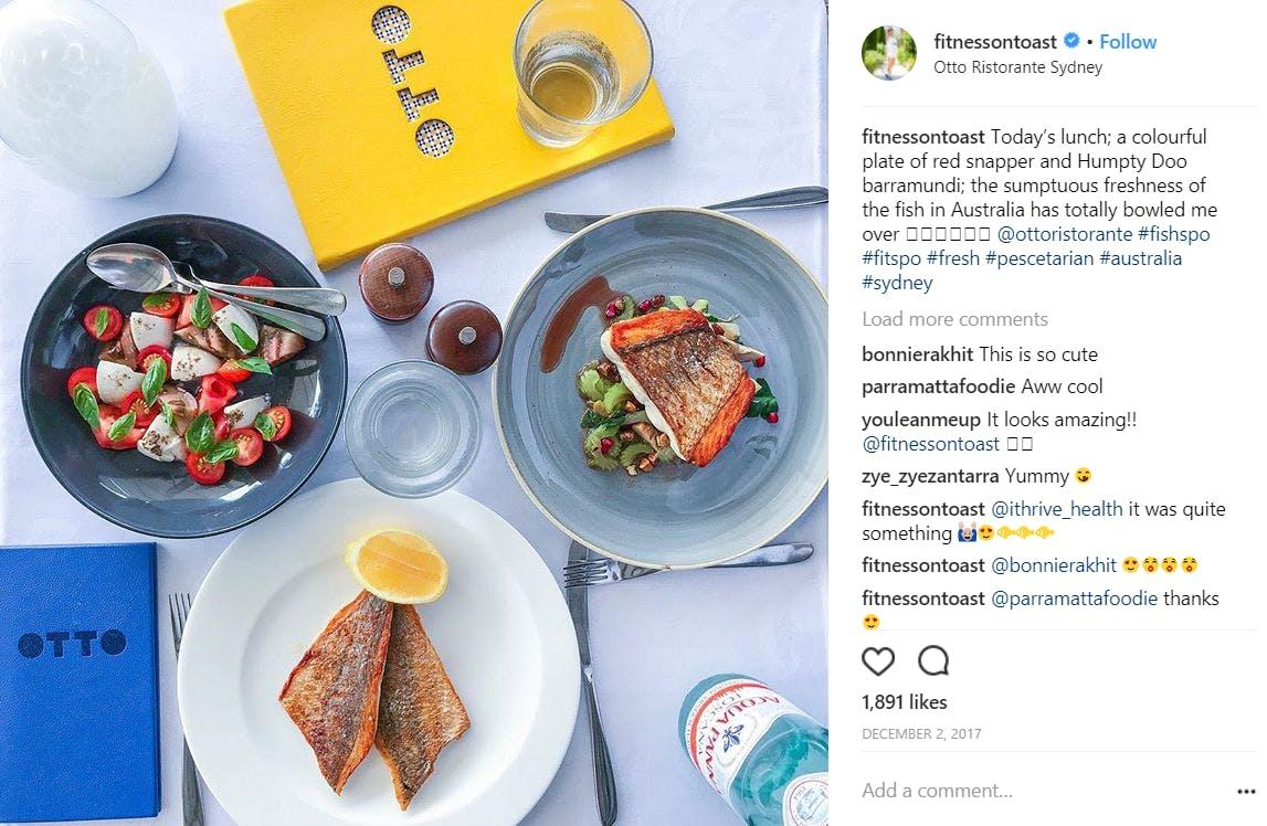 fitness models on instagram : faya nilsson