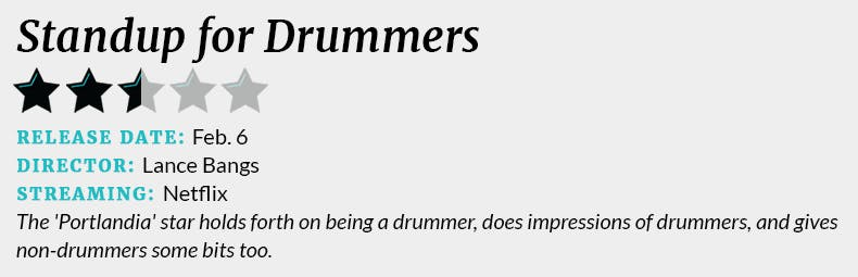 Standup for Drummers review box