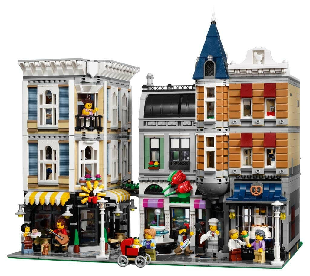 best lego sets 2017 : Creator Assembly Square