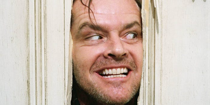best classic movies on youtube: The Shining