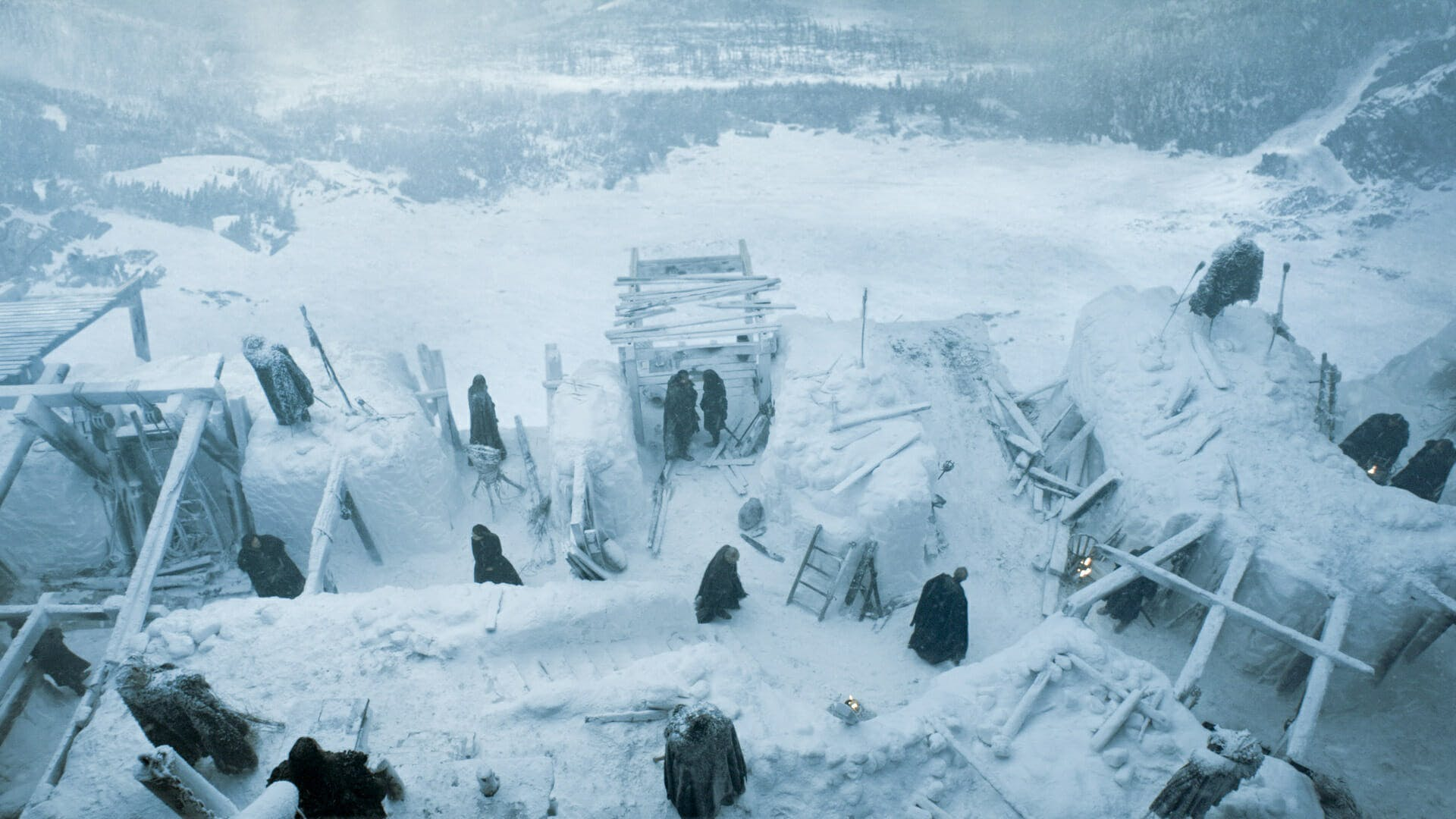 wall game of thrones