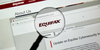 equifax credit reporting company