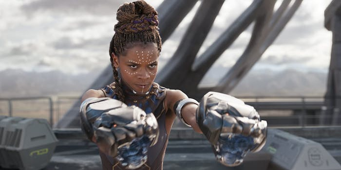 The Final 'Black Panther' Credits Scene, Explained