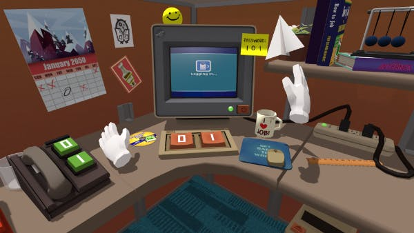 Job Simulator looks and plays just as good on PS VR as on any other VR platform.