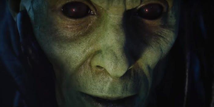'Krypton's Brainiac Looks Seriously Creepy in Trailer Video
