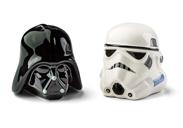 star wars home accessories salt and pepper shaker