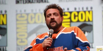 kevin smith at san diego comic-con