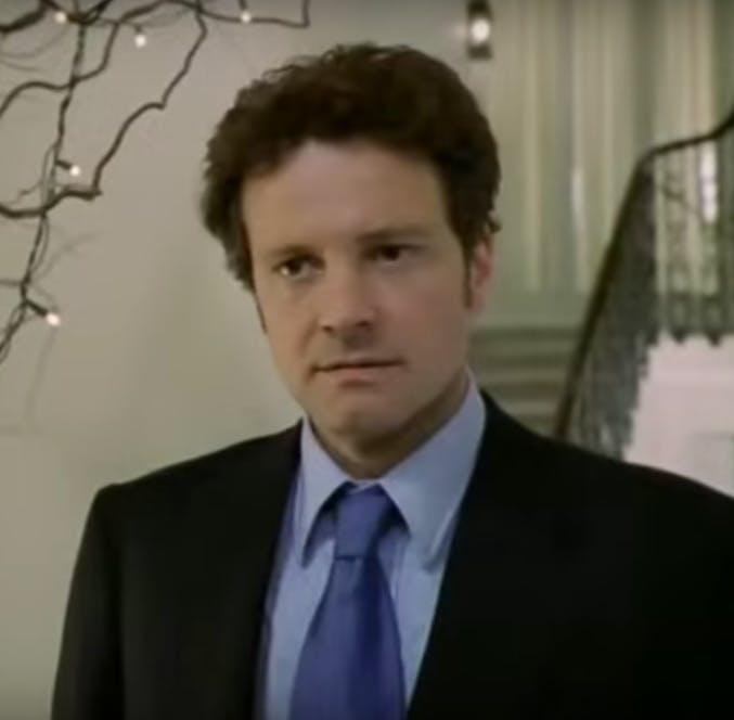 Mark Darcy in 2001