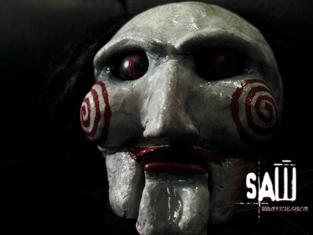 Jeff the Killer: Saw marketing