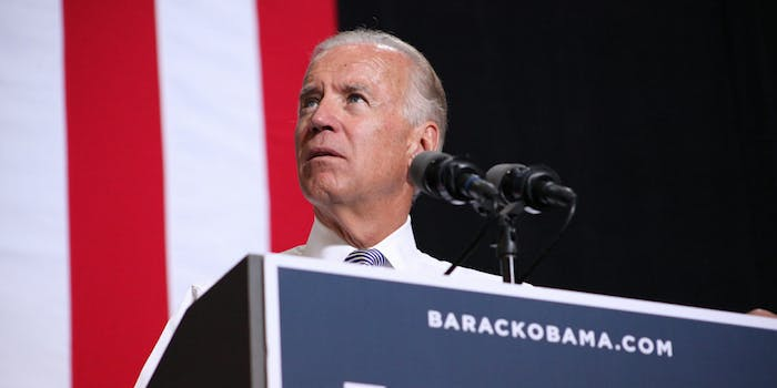 Former Vice President Joe Biden told the hosts of the TODAY Show on Monday that he isn't 'closing the door' on a possible 2020 presidential run.