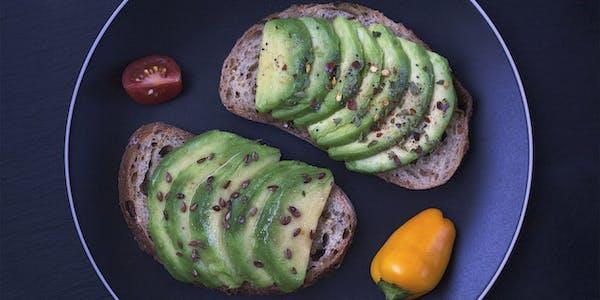 Avocado toast bon appetit