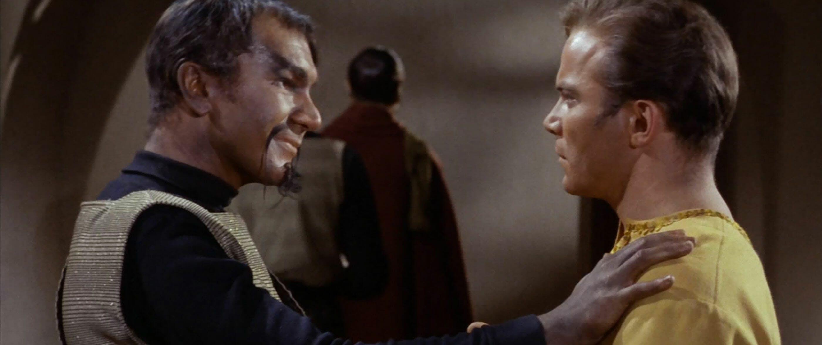 klingon tos