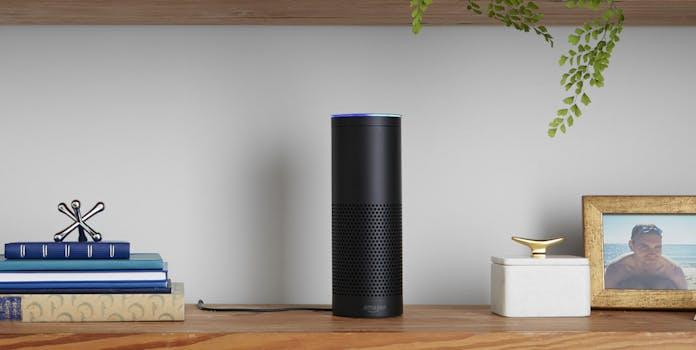 Amazon Alexa intercom