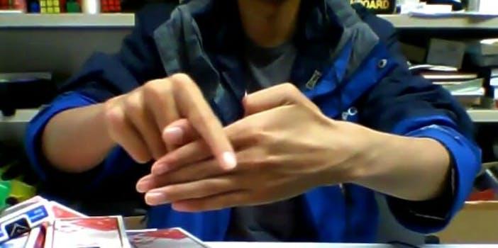Thumb trick parents